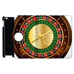 Casino Roulette Clipart Apple Ipad 2 Flip 360 Case by BangZart