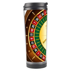Casino Roulette Clipart Travel Tumbler by BangZart