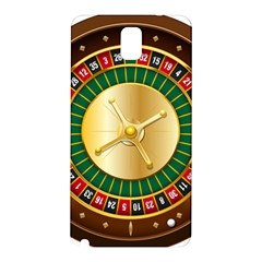 Casino Roulette Clipart Samsung Galaxy Note 3 N9005 Hardshell Back Case by BangZart