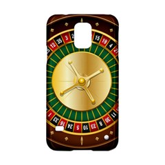 Casino Roulette Clipart Samsung Galaxy S5 Hardshell Case  by BangZart