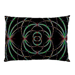 Abstract Spider Web Pillow Case
