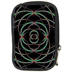 Abstract Spider Web Compact Camera Cases by BangZart