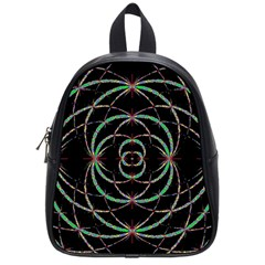 Abstract Spider Web School Bags (small)  by BangZart