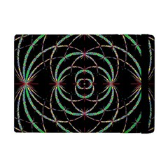 Abstract Spider Web Apple Ipad Mini Flip Case by BangZart