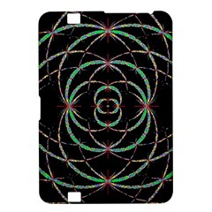 Abstract Spider Web Kindle Fire Hd 8 9  by BangZart