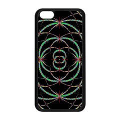 Abstract Spider Web Apple Iphone 5c Seamless Case (black) by BangZart