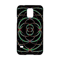 Abstract Spider Web Samsung Galaxy S5 Hardshell Case  by BangZart