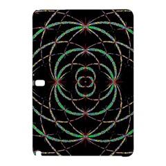 Abstract Spider Web Samsung Galaxy Tab Pro 10 1 Hardshell Case