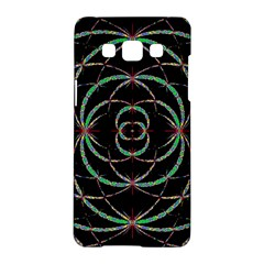 Abstract Spider Web Samsung Galaxy A5 Hardshell Case  by BangZart
