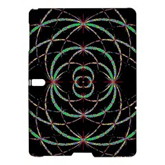 Abstract Spider Web Samsung Galaxy Tab S (10 5 ) Hardshell Case  by BangZart