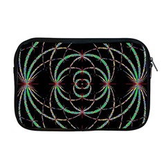 Abstract Spider Web Apple Macbook Pro 17  Zipper Case by BangZart