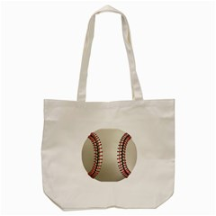 Baseball Tote Bag (cream) by BangZart