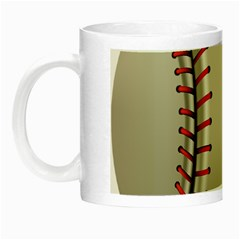 Baseball Night Luminous Mugs by BangZart