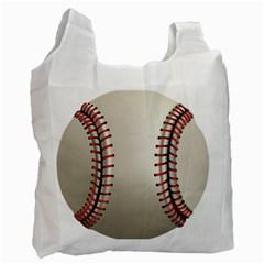 Baseball Recycle Bag (one Side)