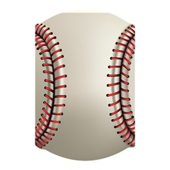 Baseball Shower Curtain 48  X 72  (small)  by BangZart