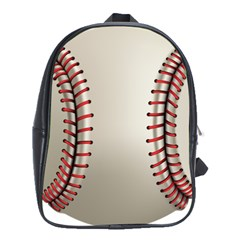 Baseball School Bags (xl)  by BangZart