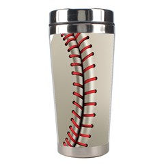 Baseball Stainless Steel Travel Tumblers by BangZart