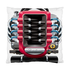 Car Engine Standard Cushion Case (two Sides) by BangZart