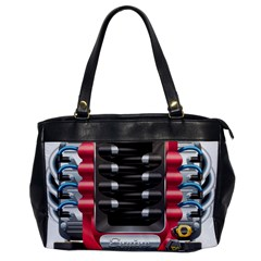 Car Engine Office Handbags by BangZart
