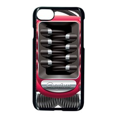 Car Engine Apple Iphone 7 Seamless Case (black) by BangZart