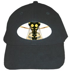 Wasp Black Cap