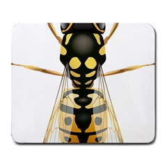 Wasp Large Mousepads