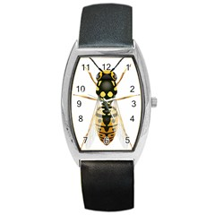 Wasp Barrel Style Metal Watch by BangZart