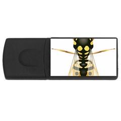 Wasp Rectangular Usb Flash Drive by BangZart