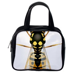 Wasp Classic Handbags (one Side)