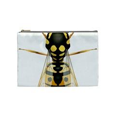 Wasp Cosmetic Bag (medium)  by BangZart