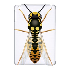 Wasp Apple Ipad Mini Hardshell Case (compatible With Smart Cover) by BangZart