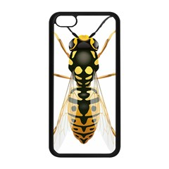 Wasp Apple Iphone 5c Seamless Case (black) by BangZart