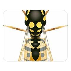 Wasp Double Sided Flano Blanket (large)