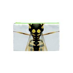 Wasp Cosmetic Bag (xs) by BangZart