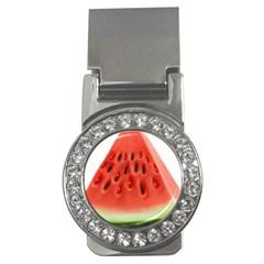 Piece Of Watermelon Money Clips (cz)  by BangZart
