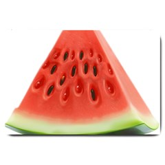 Piece Of Watermelon Large Doormat