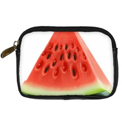 Piece Of Watermelon Digital Camera Cases by BangZart