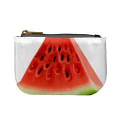 Piece Of Watermelon Mini Coin Purses by BangZart