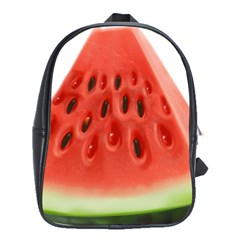 Piece Of Watermelon School Bags(large)
