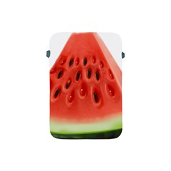 Piece Of Watermelon Apple Ipad Mini Protective Soft Cases by BangZart