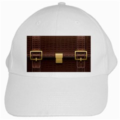 Brown Bag White Cap by BangZart