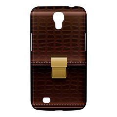 Brown Bag Samsung Galaxy Mega 6 3  I9200 Hardshell Case by BangZart
