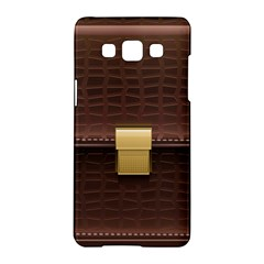 Brown Bag Samsung Galaxy A5 Hardshell Case