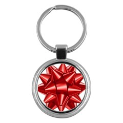Red Bow Key Chains (round)  by BangZart