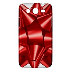 Red Bow Samsung Galaxy Mega 5 8 I9152 Hardshell Case  by BangZart