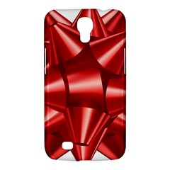 Red Bow Samsung Galaxy Mega 6 3  I9200 Hardshell Case