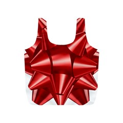 Red Bow Full Print Recycle Bags (s)  by BangZart