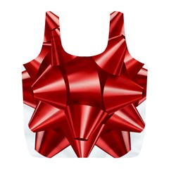 Red Bow Full Print Recycle Bags (l)