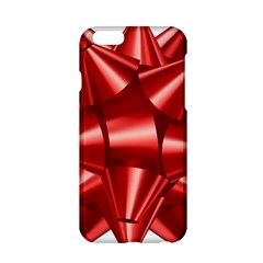 Red Bow Apple Iphone 6/6s Hardshell Case by BangZart