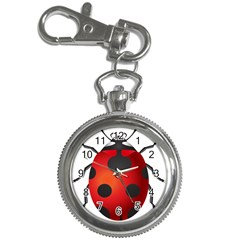 Ladybug Insects Key Chain Watches
